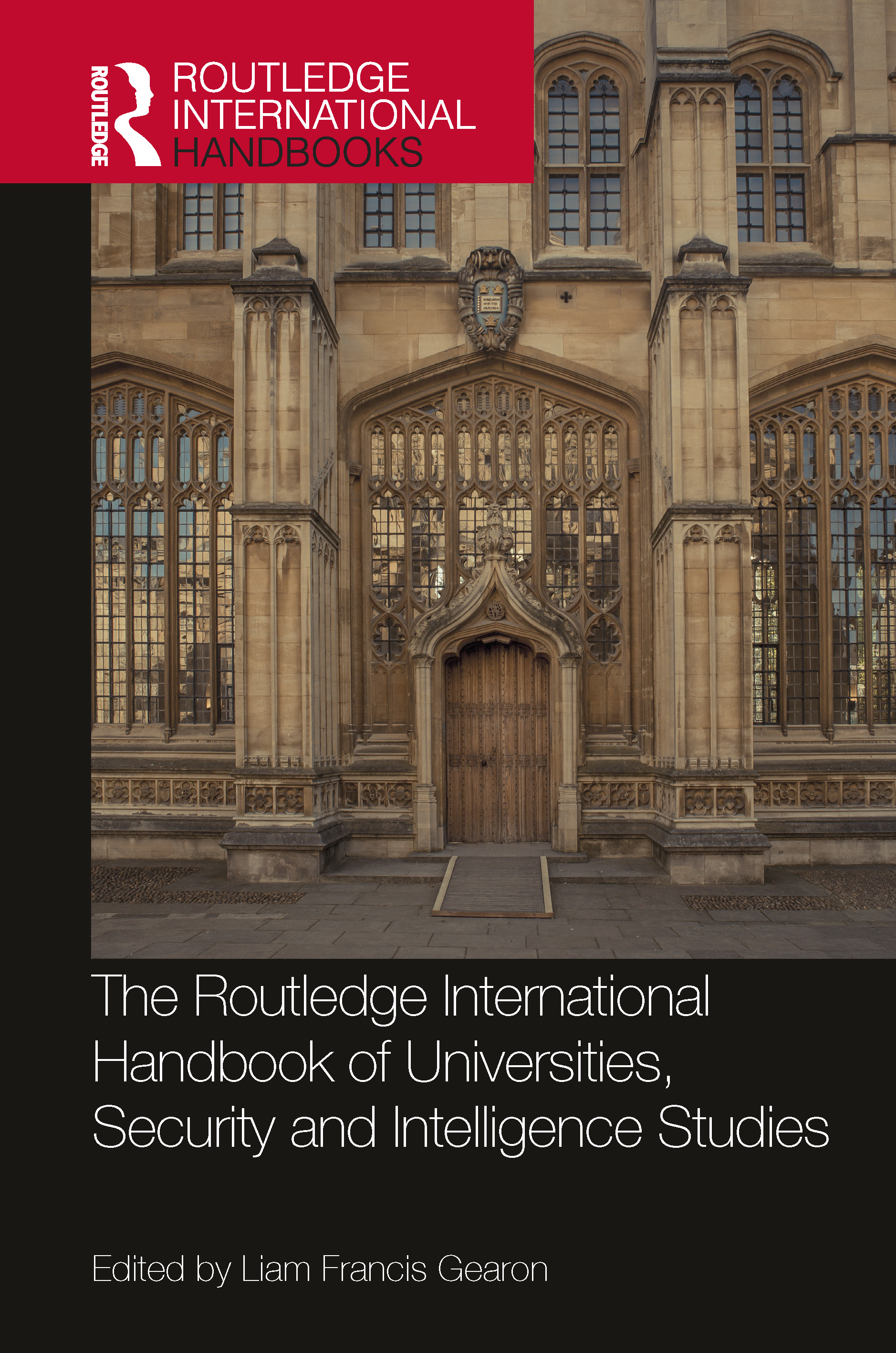 Universities Security and Intelligence Studies Rubén Arcos Chapter