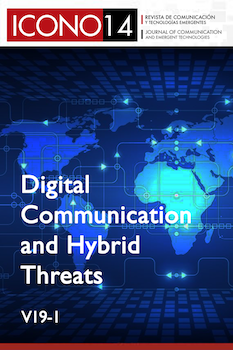 Digital Communication and Hybrid Threats